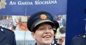 Acting Garda Commissioner Noirín O'Sullivan: took over in March after the resignation of Martin Callinan. Photograph: Brenda Fitzsimons/The Irish Times