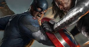 Captain America: The Winter Soldier - still packing a punch at the multiplexes