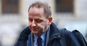 The Guerin report has found that allegations made by serving Garda Sgt Maurice McCabe were not adequately investigated. Photograph: Cyril Byrne/The Irish Times