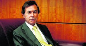 Atypical tiger: Alan Shatter in 2011. Photograph: David Sleator