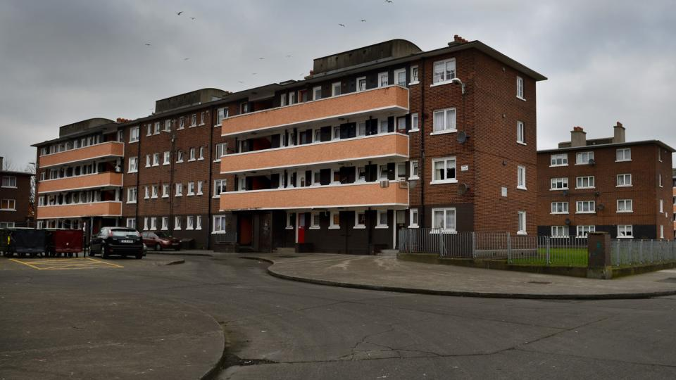 Dublin s funds for building social housing to fall by almost half - Irish times office dublin ...