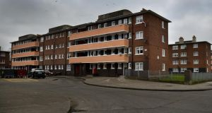 Dolphin House: €8.4million has been earmarked for the regeneration of the flat complex. Photograph: David Sleator/The Irish Times