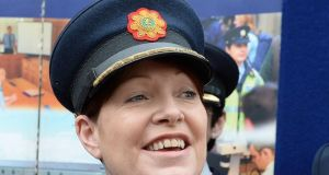 Interim Garda Commissioner Noirín O'Sullivan: likely to reinstate whistleblower's Pulse access rights. Photograph: Brenda Fitzsimons
