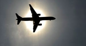 It is understood the plane had to turn around over the Atlantic and fly back to Dublin Airport.