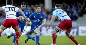Brian O'Driscoll: Matt O'Connor maintained he'll be okay for next Saturday's semi-final game against Ulster at the RDS.