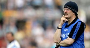 Laois manager Séamus Plunkett: wants a restructuring of the current process. Photograph: Inpho