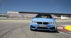 The BMW M3 runs a blue streak through most other performance saloons