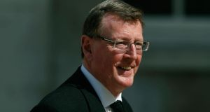"David Trimble:  scathing about officials and the late Northern secretary of state Mo Mowlam. ""I did not have a good relationship with the NIO,"" he said. Photograph: Matthew Lloyd/Getty Images"