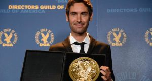 Documentary award recipient Malik Bendjelloul posed at the annual Directors Guild of America Awards in Los Angeles last year. Bendjelloul died in Stockholm yesterday. Photograph: Phil McCarten/Reuters