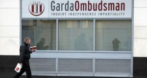 The Garda Síochána Ombudsman Commission's offices.  Photograph: Collins