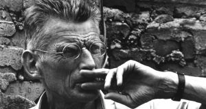 Samuel Beckett. Photograph:  IC Rapoport/Getty Images