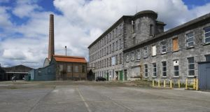 Kerry Group former Golden Vale milk plant used by Eva in Limerick. Photograph: Eamonn O'Mahony/Studioworks
