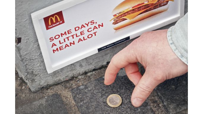 Mcdonalds eurosaver menu