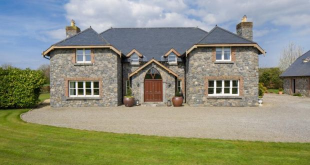 Modern irish houses for Georgian house plans ireland