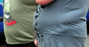 The proportion of adolescents who are overweight and obese is rising in many developed nations, and Ireland is no exception; one in five Irish adolescents are overweight or obese.  Photograph:  Rui Vieira/PA Wire
