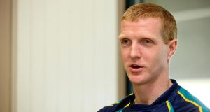 Kilkenny's Henry Shefflin at the launch of the  Centra All-Ireland Hurling Championship at Croke Park. Photo: Morgan Treacy/Inpho