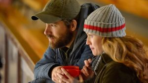 Ryan Reynolds and Mireille Enos in The Captive