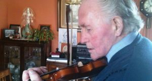 Seamus Harkin: had many strings to his bow as historian, musician, songwriter and  undertaker