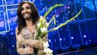 Sincere: Conchita Wurst. Photograph: Mogens Flindt/Scanpix Denmark/Reuters