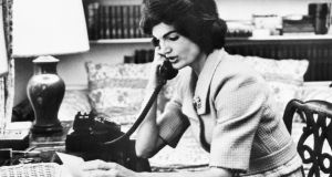 'Jackie Kennedy  was always her own person in a family where conformity is prized.' Photograph: AFP/Getty Images