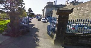 Man is being questioned at Dundalk Garda station over bodies found in burned out car at Ravensdale. Image: Google Street View