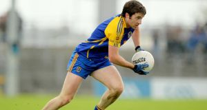 Cathal Cregg has been working well at full forward for Roscommon. Photograph: James Crombie/Inpho