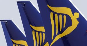 Both the Fitch and Standard & Poor ratings class Ryanair as a lower risk for lenders than rivals such as Lufthansa.