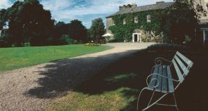 Ballymaloe house and cookery school: the venue for  Litfest.