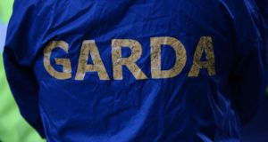A 42-year-old man was arrested at the scene and is being detained at Naas Garda Station.