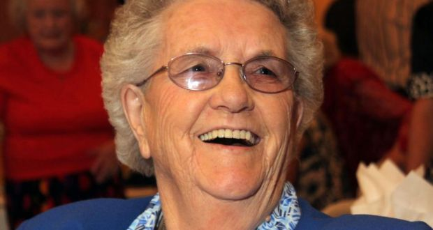 Singer Daniel O'Donnell's mother Julia dies aged 94