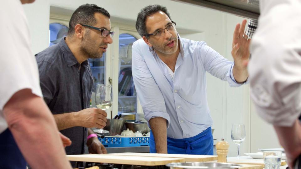 Yotam Ottolenghi: Irish Business Irish Abroad