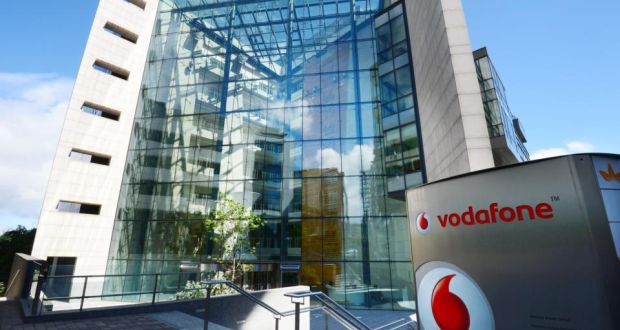 Vodafoneu0027s Irish Office At Central Park Office Park In Leopardstown. The  Telecommunications Group Maintained Its