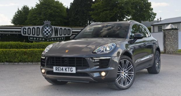 Car Review The Porsche Macan Is Your Only Man