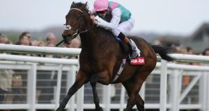 Kingman, who finished runner-up to Night Of Thunder in the English Guineas, has been made 4/6 favourite by some firms to gain Classic compensation at the Curragh this Saturday.