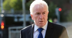 Minister for Arts Jimmy Deenihan: The NCH's board 'will have absolute clarity on all governance and operational issues'. Photograph: Eric Luke