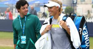 Rory McIlroy has ended his engagement to  Caroline Wozniacki. Photograph:Jan Kruger/Getty Images