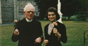 Letters written by the late Jackie Kennedy, wife of assassinated US president John F Kennedy, to an Irish priest have been withdrawn from sale. Photograph: Sheppard's Irish Auction House