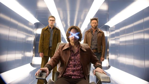 Review X Men Days Of Future Past