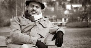 "Hassan Blasim: described by the Guardian as ""perhaps the best writer of Arabic fiction alive"". Photograph: Katja Bohm"