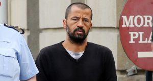 Ali Charaf Damache could face up to 45 years in jail if convicted in the US. Photograph: Collins Courts