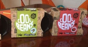 "The Cool Bean Company packaging journey has been ""quite the palaver""."