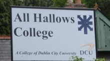 Selling Jackie letters would not save All Hallows, says college