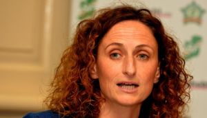 Sinn Féin European Election candidate Lynn Boylan  has claimed 24 per cent of the Dublin vote according to an exit poll. Photograph: David Sleator/The Irish Times