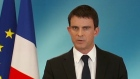 French Prime Minister Manuel Valls says France and the whole of Europe are undergoing a