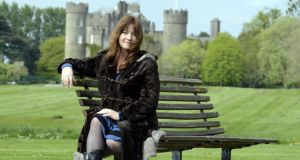 Eimear McBride, pictured in the grounds of Malahide Castle, wrote A Girl is a Half-formed Thing in just six months, but it took nine years to get it published. Photograph: Dave Meehan