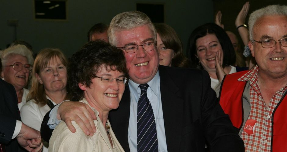 Eamon Gilmore quits as Labour leader