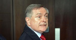 Minister for Public Expenditure and Reform Brendan Howlin. Photograph: Eric Luke/The Irish Times