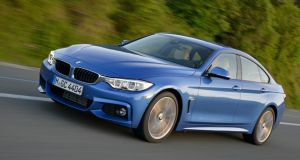 The BMW 4-Series Gran Coupe has sharp  looks and performance