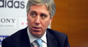 FAI chief executive John Delaney said things are taking a turn for the better in terms of next year's season tickets