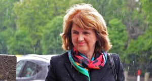 Minister for Social Protection Joan Burton: popular with grassroots Labour members. Photograph: Eric Luke.
